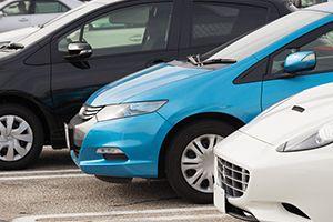 マイクラブを持参するなら駐車場を調べる