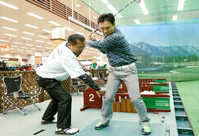 福岡のおすすめゴルフレッスン「GOLF5」