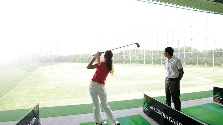 アコーディア・ゴルフ・アカデミーの特徴やレッスン内容を調査