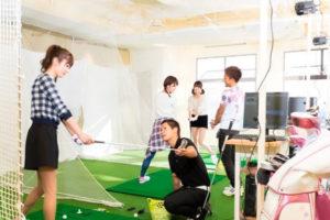 レイアップゴルフスタジオでスコアはアップする?レッスン内容・料金を解説