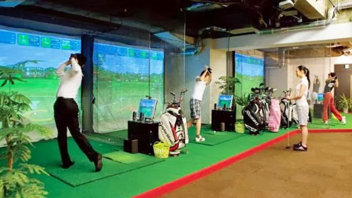 新橋ゴルフアカデミーで100切りを目指せる?レッスンの内容や料金を解説