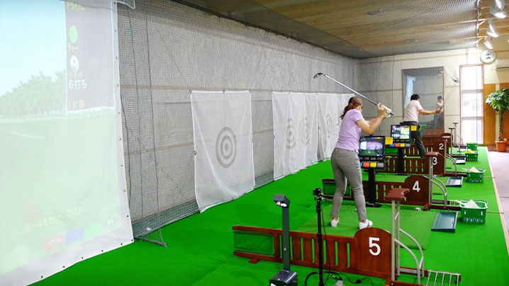 Simple Swing Golfの基本情報