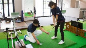 アキュラシ―ゴルフスタジオの詳細やレッスン内容を調査