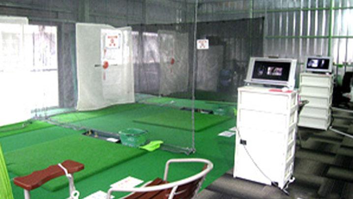 アットゴルフスタジオのレッスン内容