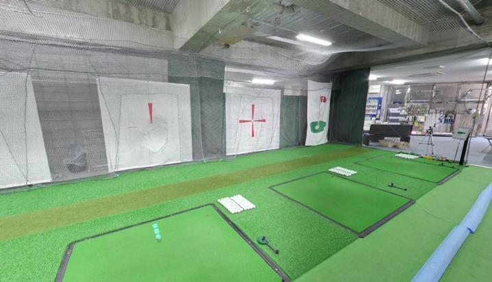 ゴルフクリニック スタジオ18