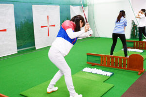 ブリーズでゴルフが上達する?レッスンの特徴や料金を解説