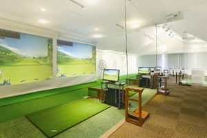 アーバンゴルフ烏丸御池のレッスンの特徴や設備