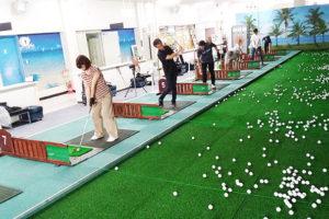 東武松原インドアテニス&ゴルフスクールの特徴やレッスン内容を解説
