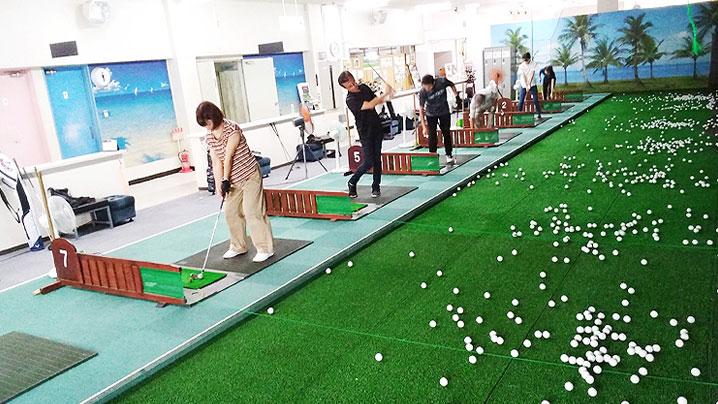 東武松原インドアテニス&ゴルフスクール