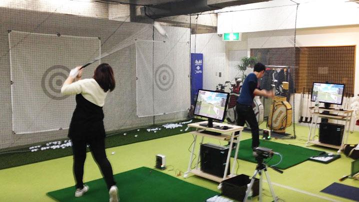 オーストリッチ ゴルフスタジオの基本情報
