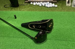 ライザップゴルフで購入したLEXIMのドライバー