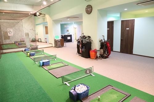 東京のおすすめゴルフレッスン「東京インドアゴルフ」