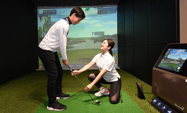 チキンゴルフ